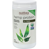 Nutritionals Supplements Protein Supplements: Nutiva - Organic Hemp Protein Hi-Fiber - 16 oz