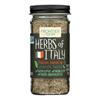 Frontier Herb International Seasoning - Herbs of Italy - Salt Free - .80 oz. HGR 0335729
