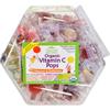 Yummy Earth Organic Vitamin C Pops Counter Bin - 150 Pops HGR 337162