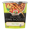 Dr. Mcdougall's Pad Thai Asian Noodles - Case of 6 - 2 oz.. HGR 0337337