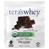 Tera's Whey Protein Powder - Whey - Organic - Fair Trade Certified Dark Chocolate Cocoa - 1 oz - Case of 12 HGR 0337899