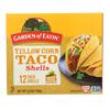 Garden of Eatin' Yellow Corn Taco Shells - Taco Shells - Case of 12 - 5.5 oz.. HGR0341917