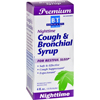 Boericke and Tafel Cough and Bronchial Syrup Nighttime - 4 fl oz HGR 0343343