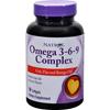Natrol Omega 3-6-9 Complex Lemon - 90 Softgels HGR 0343988