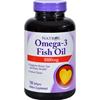 Natrol Omega-3 Fish Oil Lemon - 1000 mg - 150 Softgels HGR 0344143