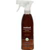 cleaning chemicals, brushes, hand wipers, sponges, squeegees: Method Products - Wood For Good Spray - Almond - 12 oz - Case of 6
