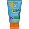 Skin Protectants Childrens: Kiss My Face - Kids Sunblock Natural Mineral Lotion SPF 30 - 4 fl oz