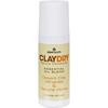 Zion Health Clay Dry Natural Deodorant - 3 oz HGR 0349142
