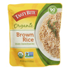 Tasty Bite Rice - Organic - Brown - 8.8 oz - case of 6 HGR 0350496