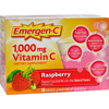 Energy Drink Medicines: Alacer - Emergen-C Vitamin C Fizzy Drink Mix Raspberry - 1000 mg - 30 Packets