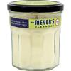 Mrs. Meyer's Soy Candle - Lemon Verbena - Case of 6 - 7.2 oz Candles HGR 0353607