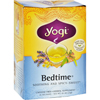 Yogi Teas Bedtime Herbal Tea Caffeine Free Chamomile - 16 Tea Bags - Case of 6 HGR 354985