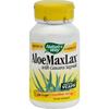 Nature's Way AloeMaxLax with Cascara Sagrada - 100 Vegetarian Capsules HGR 0356188