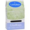 Gladrags Color Pantyliner Regular Cotton - 3 Pack HGR 0359083