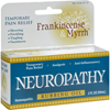 first aid medicine and pain relief: Frankincense and Myrrh - Neuropathy Rubbing Oil - 2 fl oz