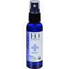 instant gel sanitizers: EO Products - Hand Sanitizer Spray - Lavender - 2 fl oz - Case of 6