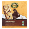 Nature's Path Organic Granola Bar - Chococonut - Case of 6 - 6.2 oz.. HGR 0363705