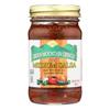 Green Mountain Gringo Medium Salsa - Case of 12 - 16 oz.. HGR 0365064