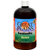 Yerba Prima Great Plains Bentonite Detox - 16 fl oz HGR 0365148