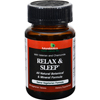 FutureBiotics Relax and Sleep - 60 Tablets HGR 0365700