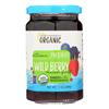 Preserves - Wild Berry - Case of 12 - 13 oz..