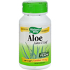 hgr: Nature's Way - Aloe Vera Latex and Leaf - 100 Vegetarian Capsules