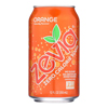 Zevia Soda - Zero Calorie - Orange - Can - 6/12 oz.. - case of 4 HGR 0371534