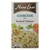 Near East Couscous Mix - Herb Chicken - Case of 12 - 5.7 oz. HGR 0372961