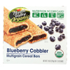 Health Valley Natural Foods Multigrain Cereal Bars - Blueberry Cobbler - Case of 6 - 7.9 oz.. HGR 0373464