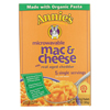Annie's Homegrown Microwavable Mac and Cheese with Real Aged Cheddar - Case of 6 - 10.7 oz. HGR 0374256