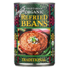 Amy's Organic Traditional Refried Beans - 15.4 oz. HGR 0375626