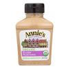Annie's Homegrown Organic Dijon Mustard - Case of 12 - 9 oz.. HGR 0381764