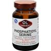 Olympian Labs Phosphatidyl-Serine - 100 mg - 60 Softgels HGR 0383356