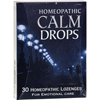 Historical Remedies Homeopathic Calm Drops - 30 Lozenges - Case of 12 HGR 0384339
