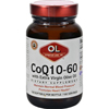 Olympian Labs Coenzyme Q10 - 60 mg - 100 Softgels HGR 0385146