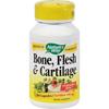 Nature's Way Bone Flesh and Cartilage - 100 Capsules HGR 0386805