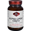 Olympian Labs Alpha Lipoic Coenzyme Q10 - 200 mg - 60 Vegetarian Capsules HGR 0389882