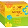 Alba Botanica Hawaiian Papaya Enzyme Facial Mask - 3 oz HGR 0390112