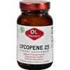Olympian Labs Lycopene - 25 mg - 60 Vegetarian Capsules HGR 0390484