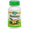 Nature's Way Damiana Leaves - 100 Capsules HGR 0391201