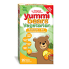 Hero Nutritionals Yummi Bears Vegetarian Calcium with Vitamin D - Fruit Flavors - 90 Ct HGR 0394338