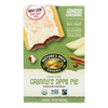 Nature's Path Organic Frosted Toaster Pastries - Grannys Apple Pie - Case of 12 - 11 oz.. HGR 0394395