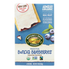 Nature's Path Organic Frosted Toaster Pastries - Buncha Blueberries - Case of 12 - 11 oz.. HGR 0394437