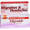 Boericke and Tafel Migraide - 40 Tablets HGR 0396523