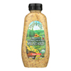 Organicville Organic Mustard - Stone Ground - Case of 12 - 12 oz.. HGR 0398040
