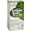 OTC Meds: Genceutic Naturals - R-Lipoic Acid Plus - 300 mg - 60 Vcaps