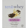 Nutritionals Supplements Protein Supplements: Tera's Whey - Protein Powder - Organic - Whey - Bourbon Vanilla - 1 oz - Case of 12