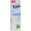 Tom's of Maine Simply White Toothpaste Clean Mint - 4.7 oz - Case of 6 HGR 0405845