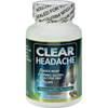 Clear Products Clear Headache - 60 Capsules HGR 0408831
