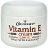 Cococare Vitamin E Cream - 12000 IU - 4 oz HGR 0409011